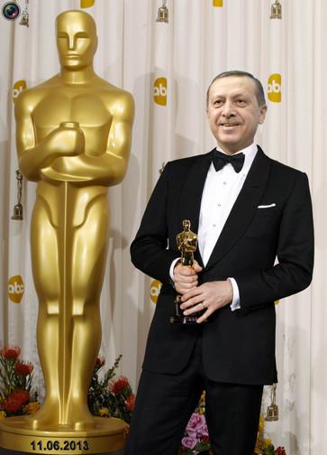 Ερντογάν, ο μεγάλος νικητής των Όσκαρ για το 2016